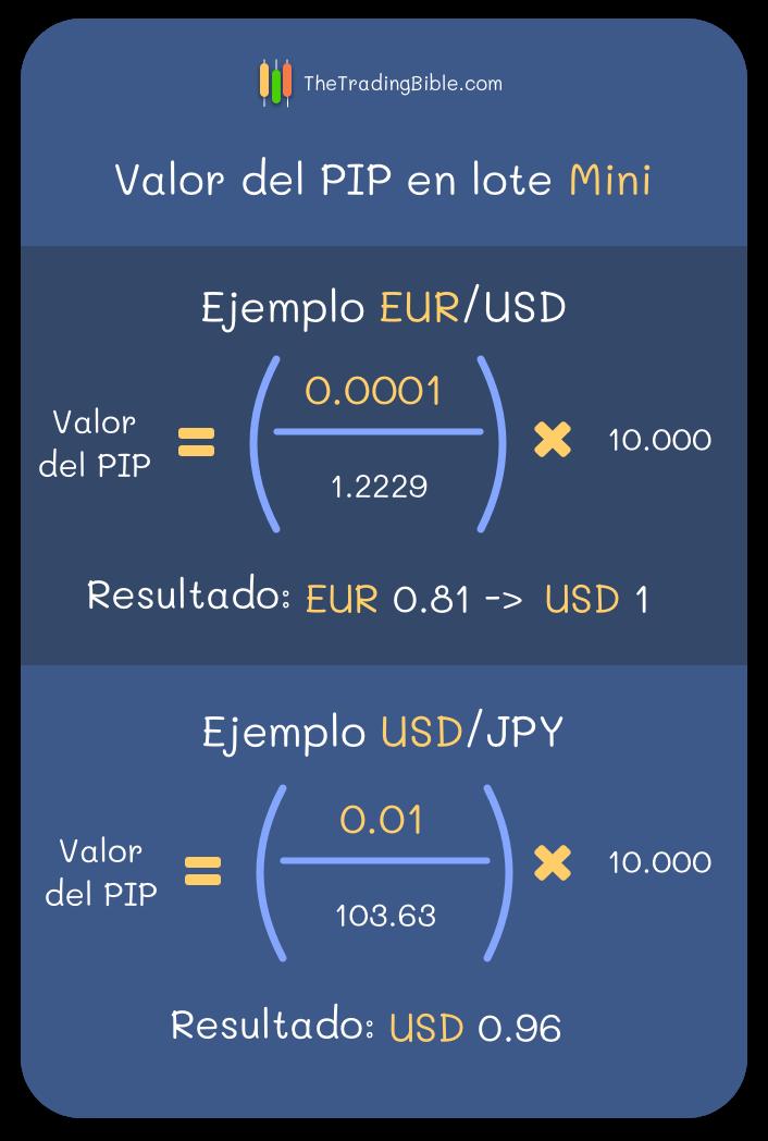 Valor PIP Mini Lote