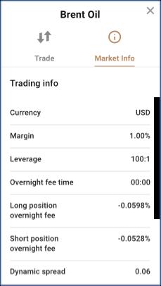 Overnight Fee Example