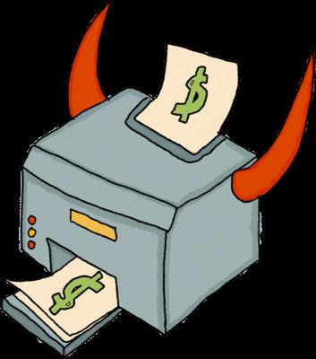 Impresora Fiduciaria