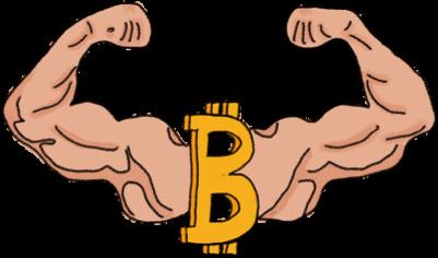 Fuerza del Bitcoin