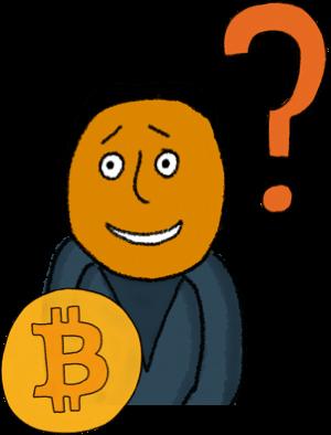 Bitcoin Frage