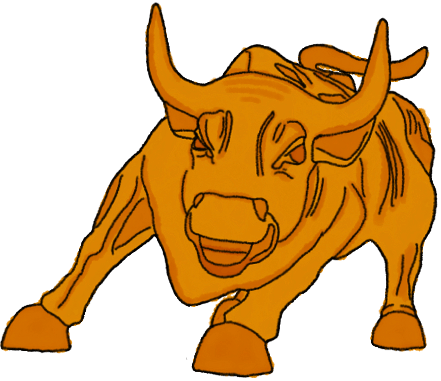 WallStreet Bull