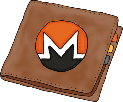 Monero Geldbörse